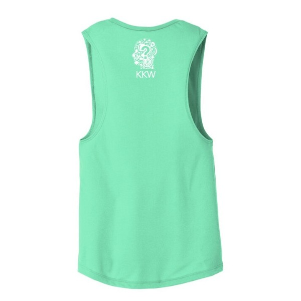 It Works If You Work It Muscle Tee