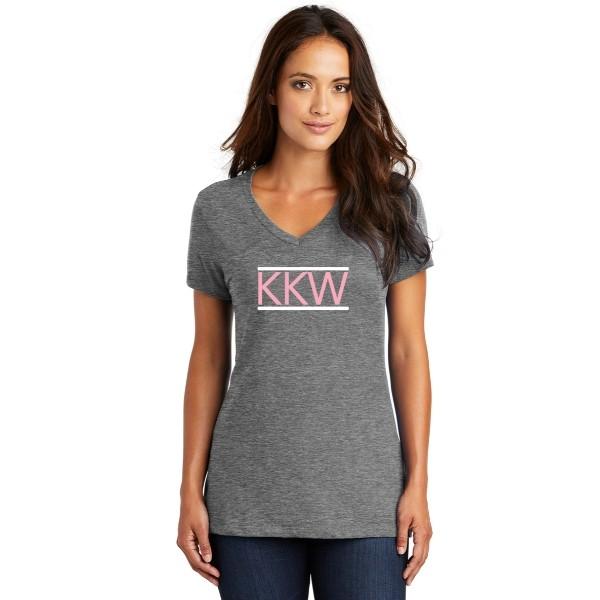 KKW V-Neck T-Shirt