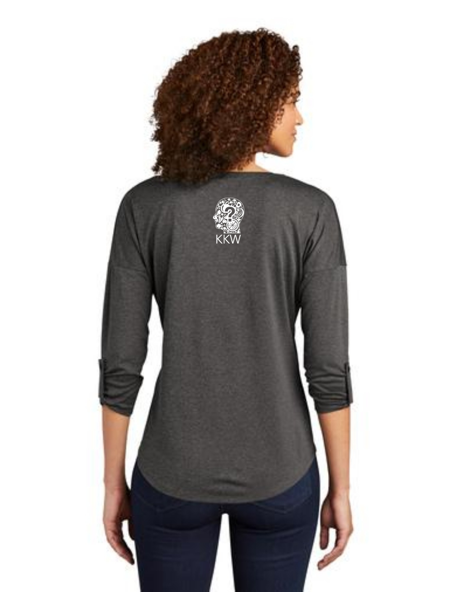 Winners Work OGIO Scoop 3/4-Sleeve