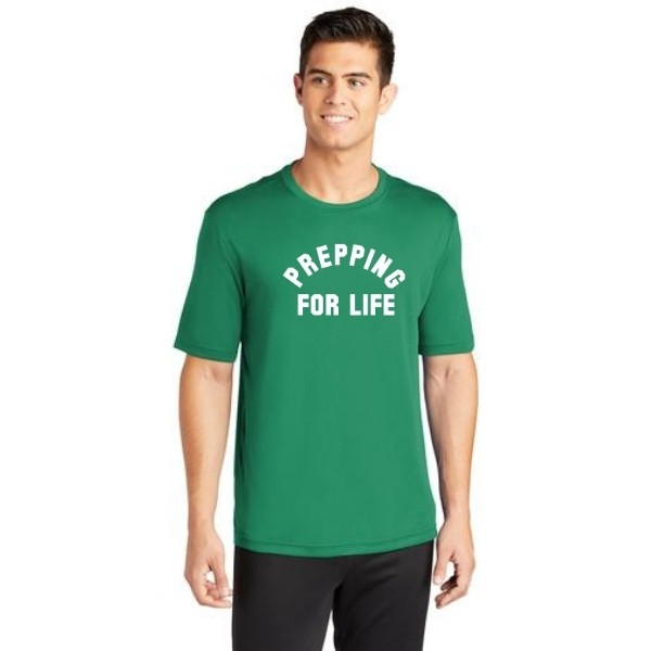 Men's Prepping For Life Performance T-Shirt