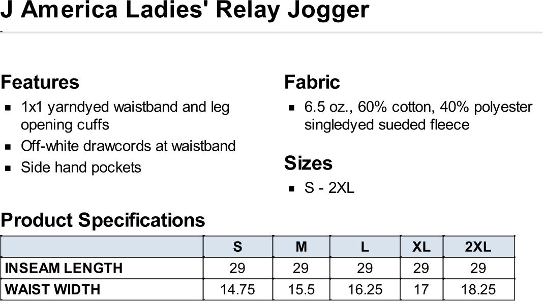 Relay Jogger Pants