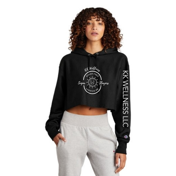 Sugar Slayers Cropped Sweatshirt (Champion)