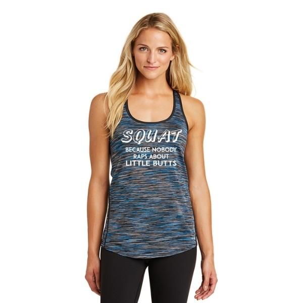 Squat Racerback Tank