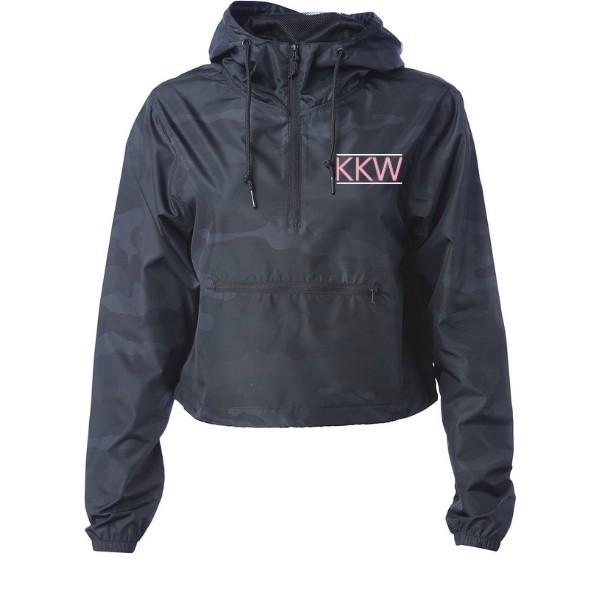 KKW Crop Windbreaker