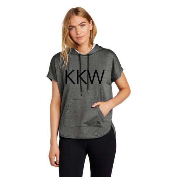 KKW Short Sleeve Hoodie