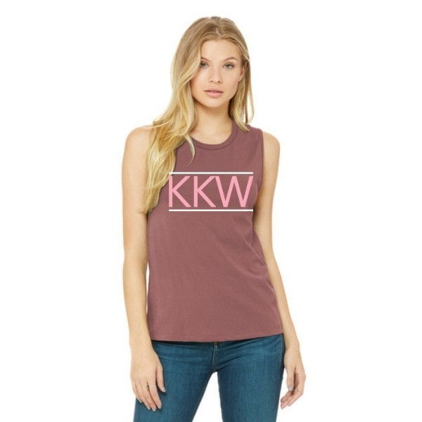KKW Muscle Tank