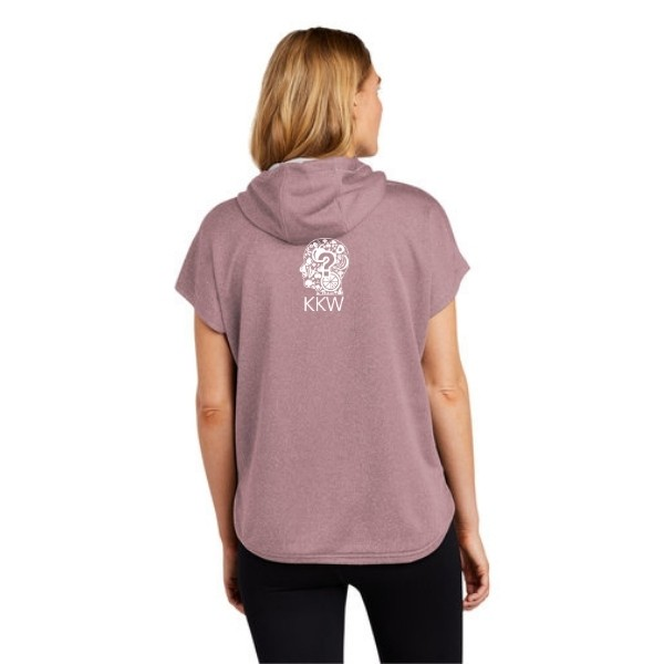 Strong as a Mother Short Sleeve Hoodie